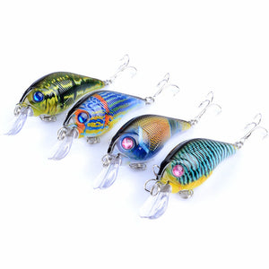 Hard Fishing Lure Set - NEW Color Way
