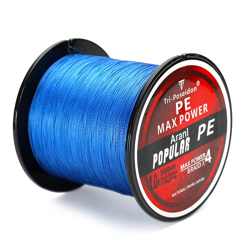 Multifilament PE-Braided Fishing Line - 330 Yard
