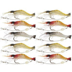 x10 Lifelike Shrimp Lure (One Time Offer)
