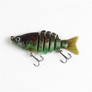 8.5CM 11G Colorful Swimbait Bait
