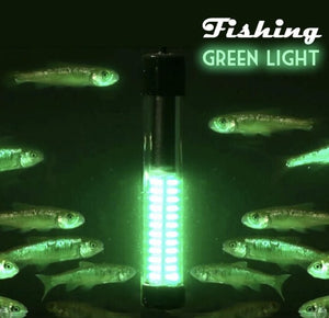 Led Green Fishing Light