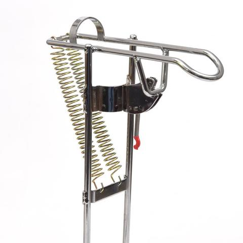 Automatic Double Spring Rod Holder
