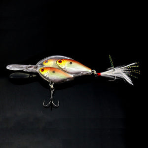 Conjoined Fishing Lure
