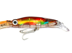 3D Eyed Squid Lure