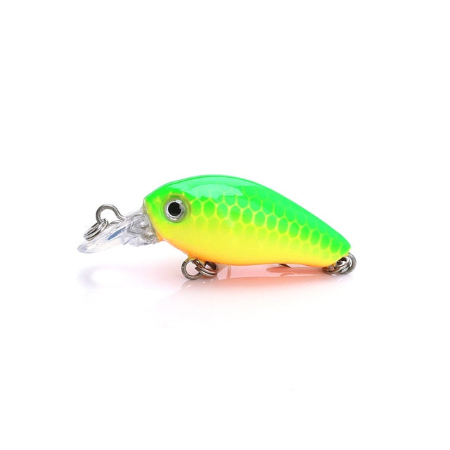 Crank bait set - 5pcs