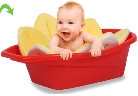 Blooming Bath - Plush Flower Bath Tub For Babies - Viral Buyers Club