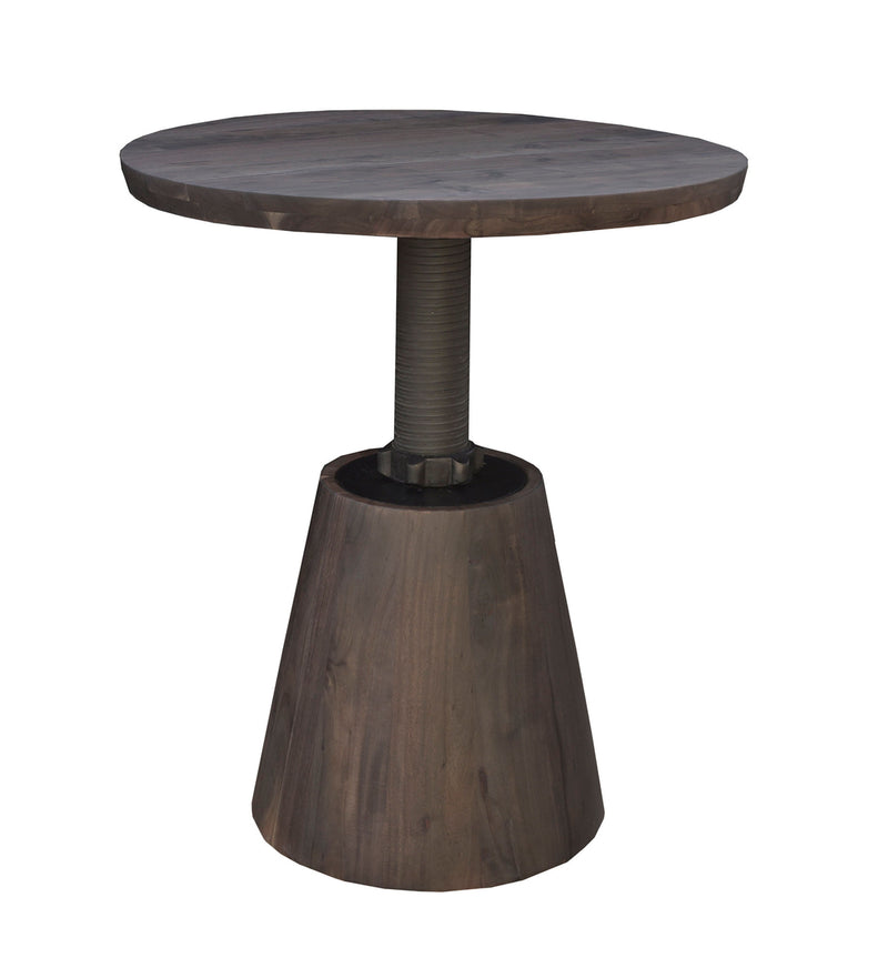 Bronx Bistro Crank Table - 2003-2018 Homestead Furniture All Rights Reserved