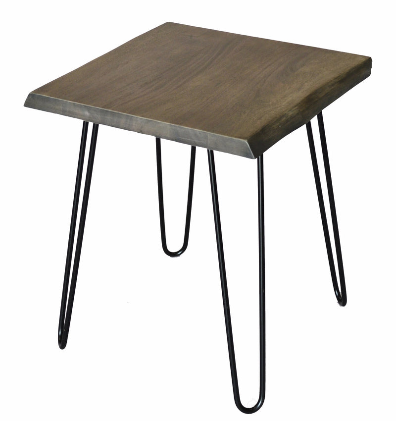 Bombay LiveEdge - End Table (2 Sizes available) - 2003-2018 Homestead Furniture All Rights Reserved