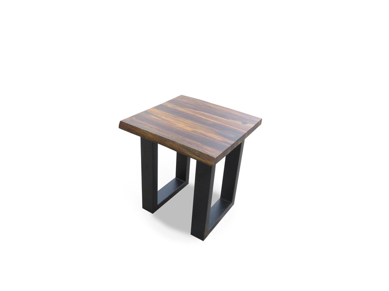 Calcutta2 Live Edge - End Table