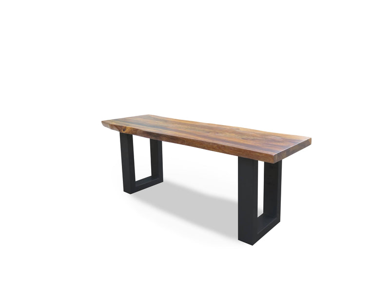 "Calcutta2 Live Edge - 60"" Bench"