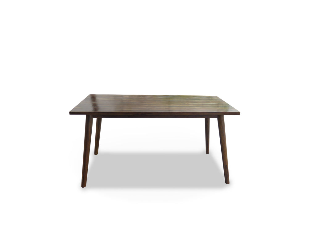 West - Condo Dining Table - Walnut