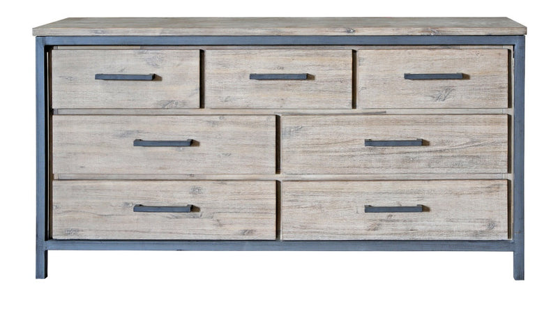 Irondale 7 Drawer Dresser - 2003-2018 Homestead Furniture All Rights Reserved