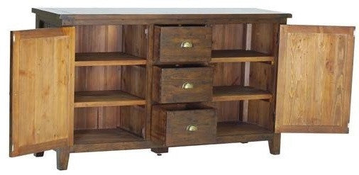 Irish Coast Large Sideboard - African Dusk - 2003-2018 Homestead Furniture All Rights Reserved