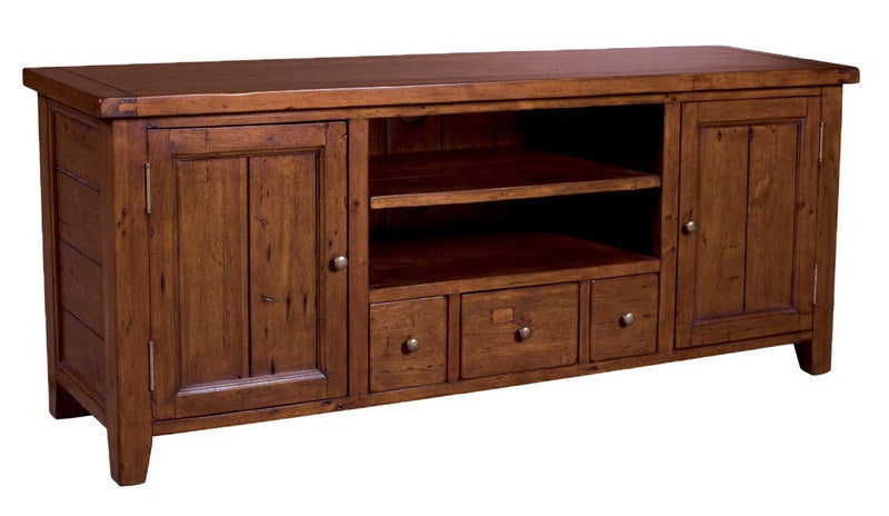 Irish Coast Large TV Cabinet - African Dusk - 2003-2018 Homestead Furniture All Rights Reserved