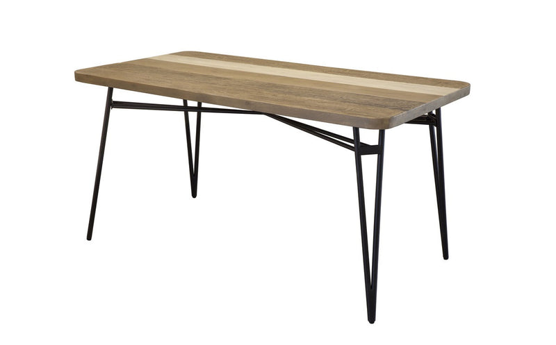 "Noir Havana Dining Table 59"" - 2003-2018 Homestead Furniture All Rights Reserved"
