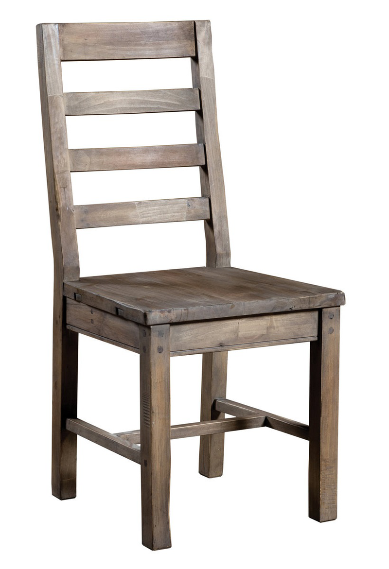 Irish Coast Dining Chair - Driftwood - 2003-2018 Homestead Furniture All Rights Reserved