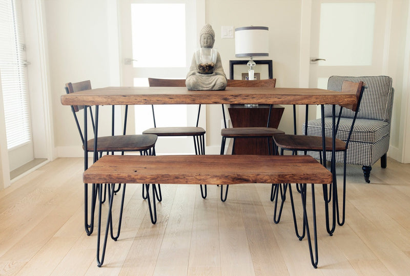 Organic Dining Table - 2003-2018 Homestead Furniture All Rights Reserved