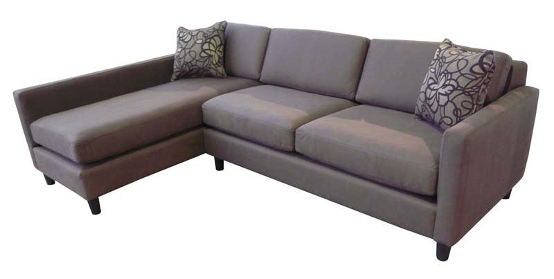 Robson Extended Arm Sectional - 2003-2018 Homestead Furniture All Rights Reserved