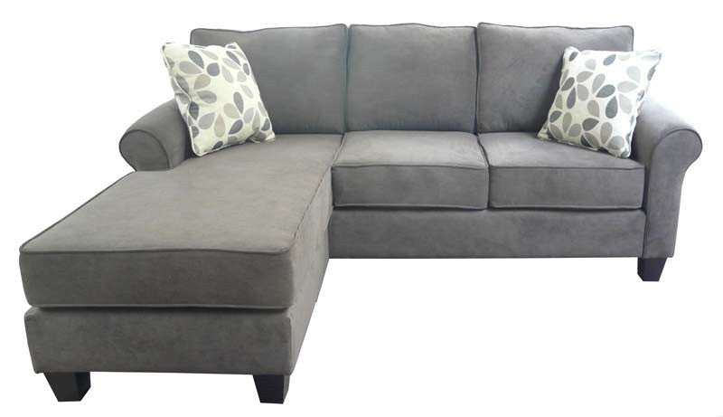 Simpson Sectional with Reversible Chaise - 2003-2018 Homestead Furniture All Rights Reserved