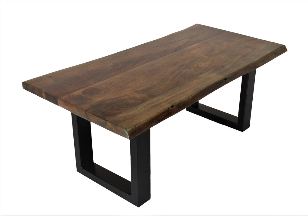 Calcutta Live Edge - Slate Coffee Table - SOLD OUT - 2003-2018 Homestead Furniture All Rights Reserved