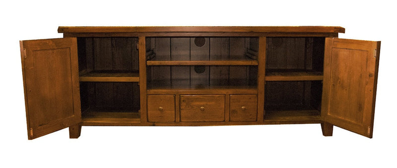 "Irish Coast 47"" Media Console - African Dusk - 2003-2018 Homestead Furniture All Rights Reserved"