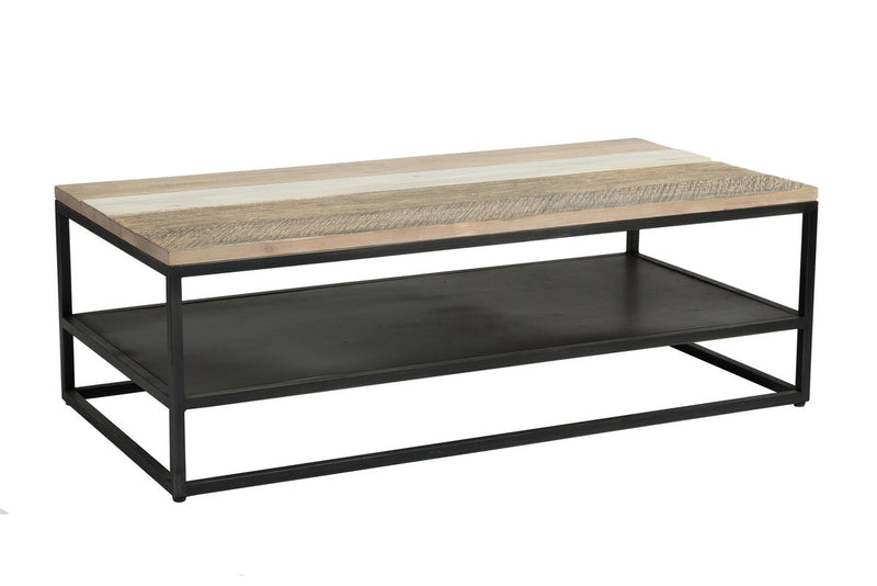 The Metro Collection - Coffee Table - 2003-2018 Homestead Furniture All Rights Reserved