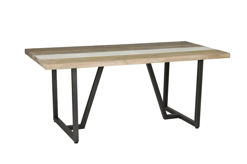 Metro Havana - Dining Table - 2003-2018 Homestead Furniture All Rights Reserved