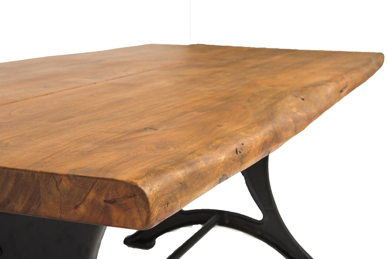 Foundry - Dining Table - 2003-2018 Homestead Furniture All Rights Reserved