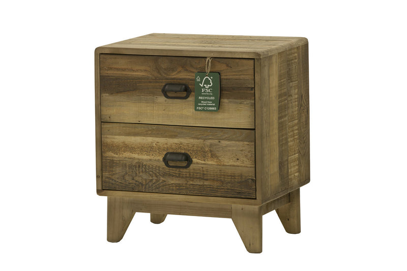 Campestre Modern Bedside Table - 2003-2018 Homestead Furniture All Rights Reserved