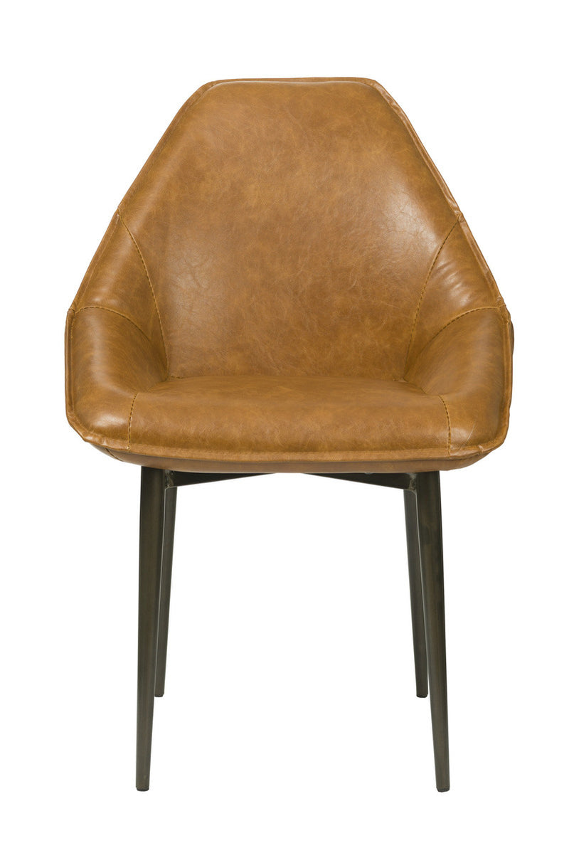 Armando Tub Chair - Tan Brown - 2003-2018 Homestead Furniture All Rights Reserved
