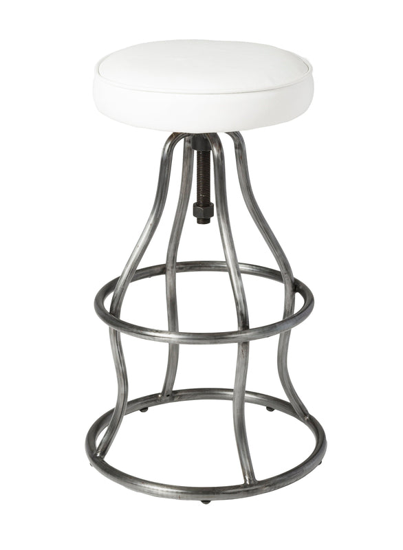 Bowie Barstool - White - **IMAP pricing**