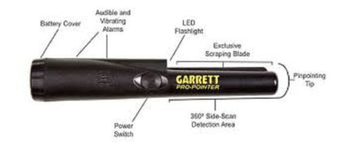 GARRETT PRO-POINTER II PIN POINTER