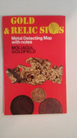 Metal detecting Gold and Relic map Moliagul Goldfield