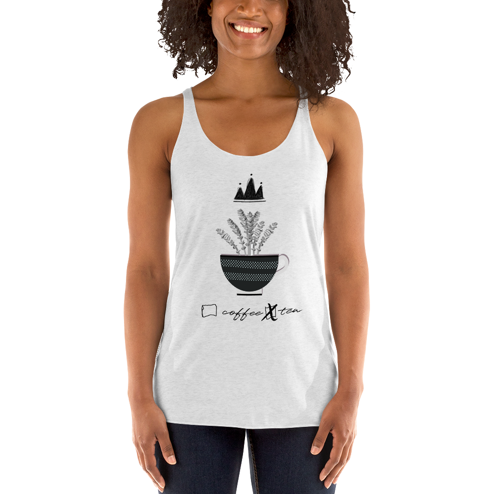 Wild Royal: Coffee or (Tea) Tank
