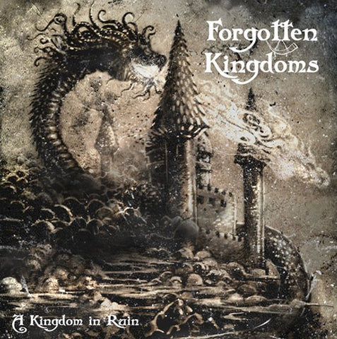 Forgotten Kingdoms - A Kingdom in Ruin CD