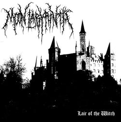 Moon Labyrinth - Lair of the Witch CD