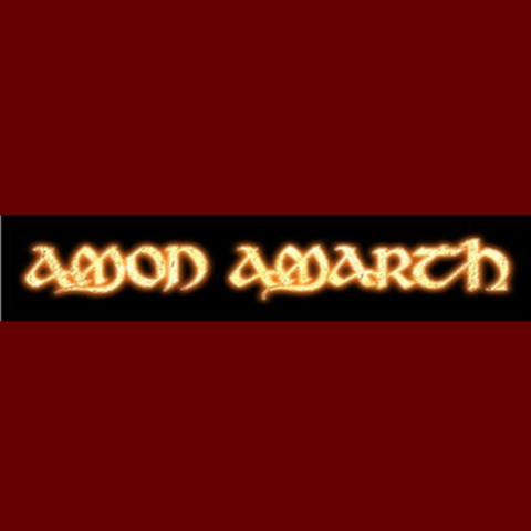 Amon Amarth - Strip Patch