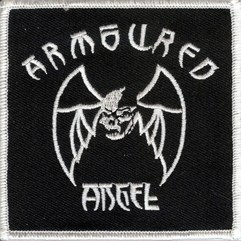 Armoured Angel - Baptism Patch