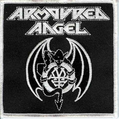 Armoured Angel - Mysterium Patch