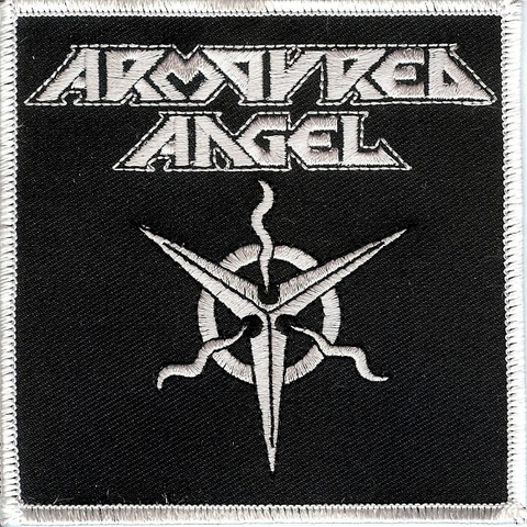 Armoured Angel - Triskelion Patch