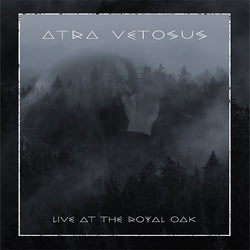 Atra Vetosus – Live At The Royal Oak CD / DVD A5 Digibook - Pre Order