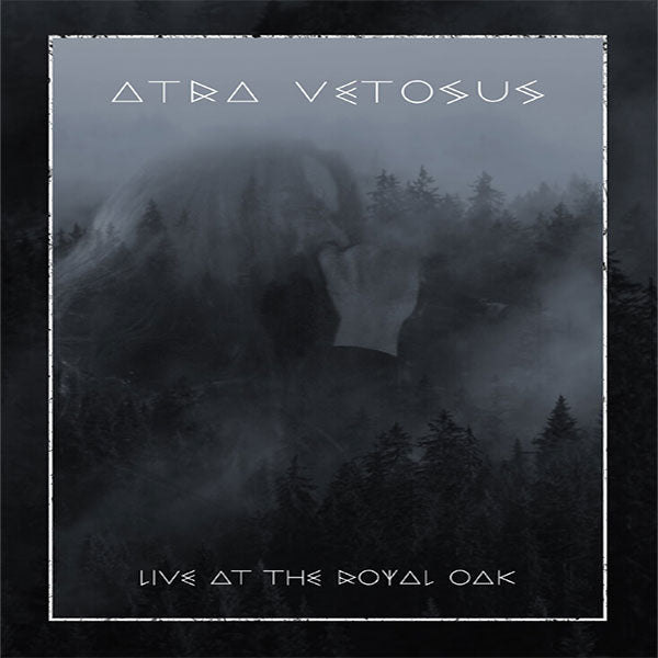 Atra Vetosus – Live At The Royal Oak CD / DVD A5 Digibook