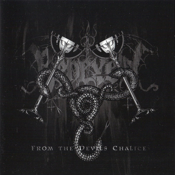 Behexen - From The Devil's Chalice CD