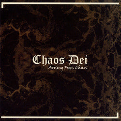 Chaos Dei - Arising from Chaos CD