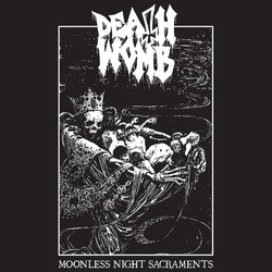 Deathwomb - 'Moonless Night Sacrements' LP