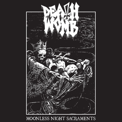 Deathwomb - 'Moonless Night Sacrements' CD