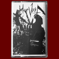 Harvest - Forgotten Vampyres of the Melancholic Night Tape