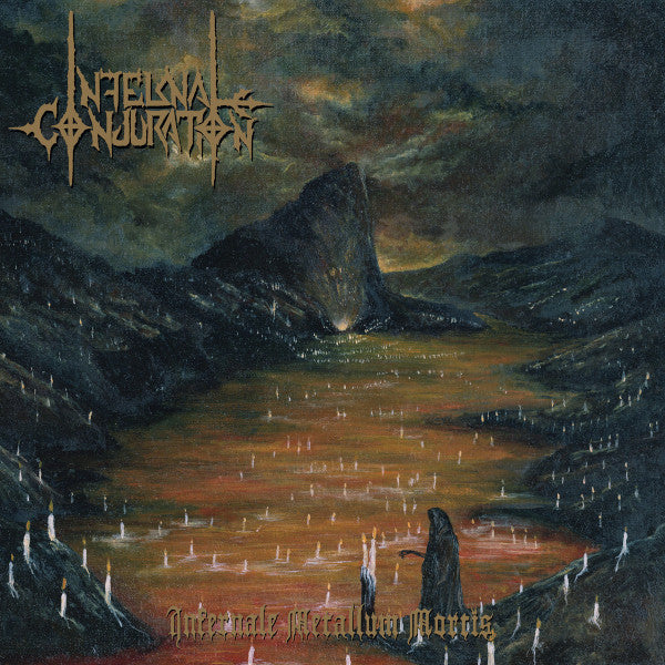 Infernal Conjuration - Infernale Metallum Mortis LP