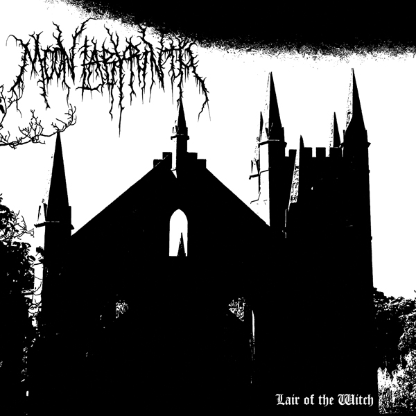Moon Labyrinth - Lair Of The Witch LP - PRE ORDER