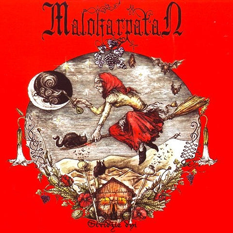 Malokarpatan ‎– Stridžie Dni Digipak CD